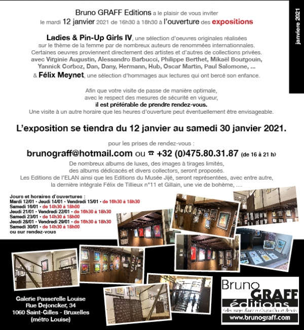 Exposition Ladies & Pin-Up Girls IV