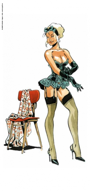 Pin-up Mirabelle Chaise 2020